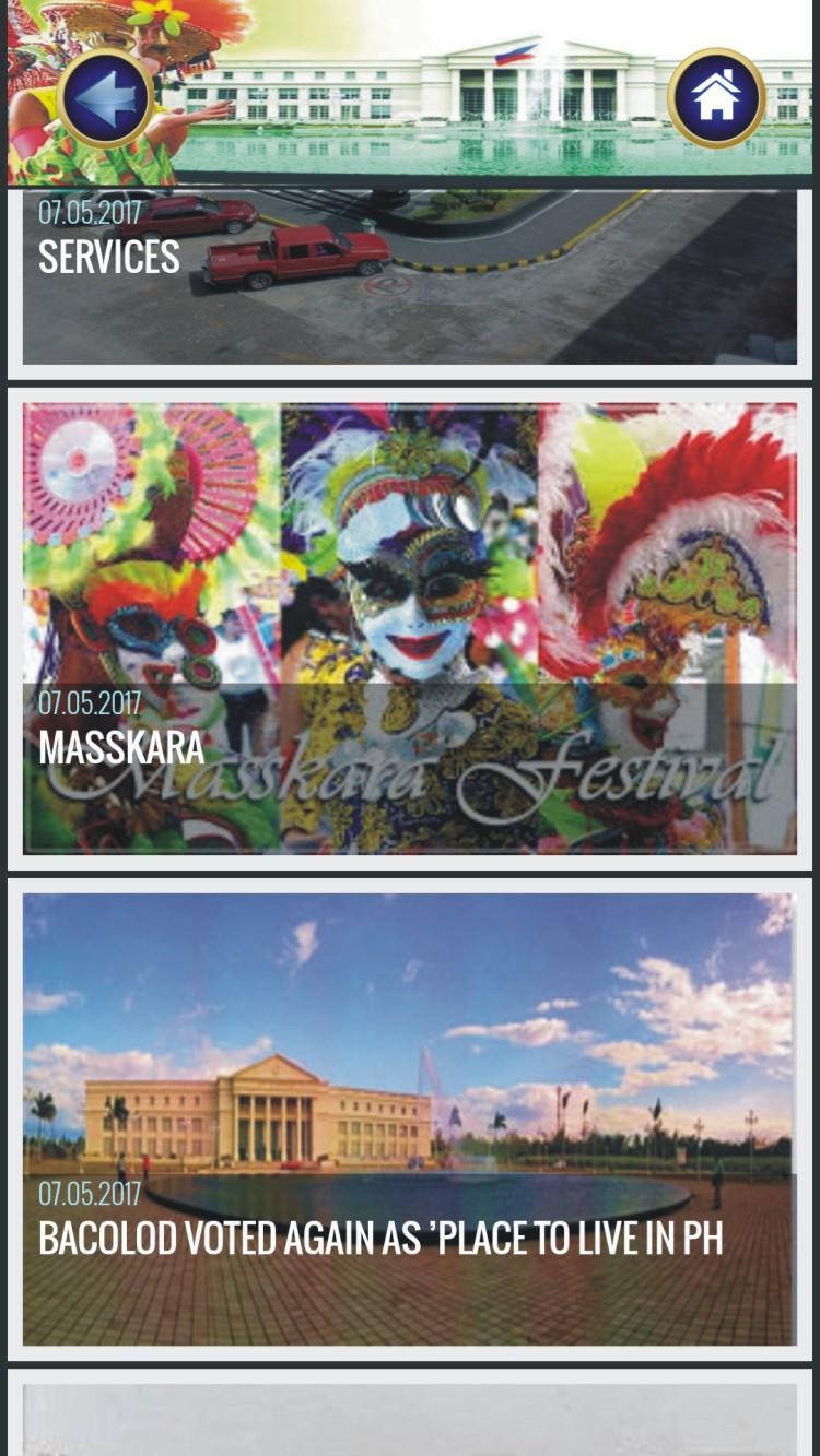Скриншот Bacolod City