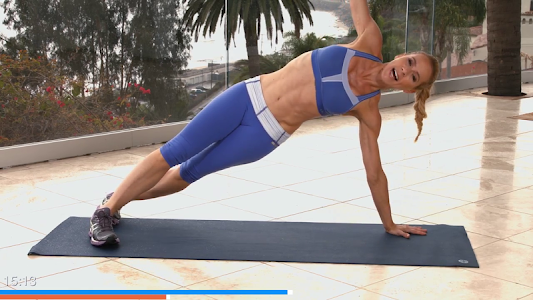 Intense Tabata Abs Workout screenshot 12