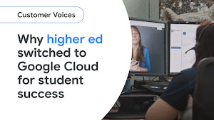 Driving student success with Google Cloud
