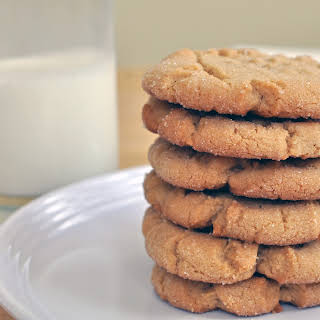 Amish Peanut Butter Cookies.