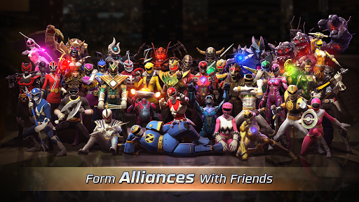Power Rangers: Legacy Wars screenshot 3