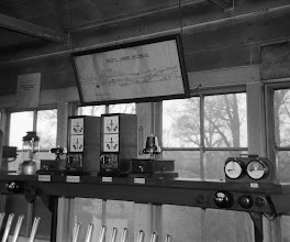 Photo: Ascott diagram and block instruments (1970?)