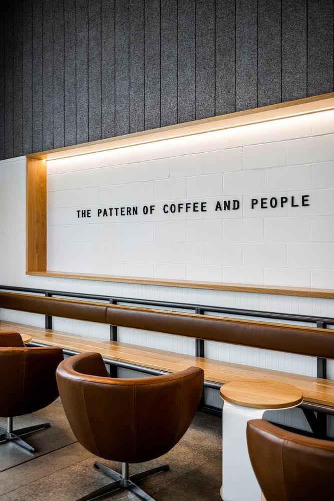 MẪU THIẾT KẾ QUÁN CAFE PHONG CÁCH HIỆN ĐẠI?