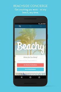 Beachy- screenshot thumbnail