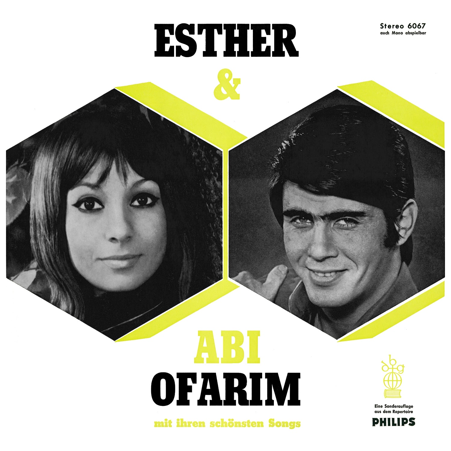 Abi Ofarim, Esther Ofarim