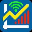 Signal Strength 3G, 4G, 5G, WiFi - Speed Test icon