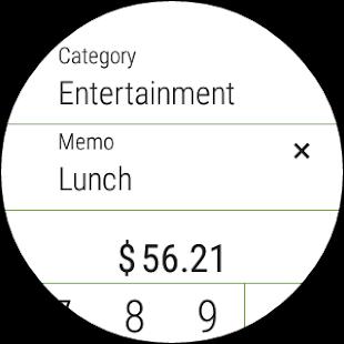 Hello Expense- screenshot thumbnail