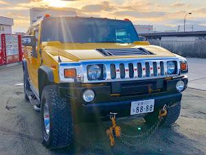 H2  07,HUMMER,LUXPXG三井D車のカスタム事例画像 ヨシクマ🇺🇸🍍さんの2020年01月19日08:46の投稿