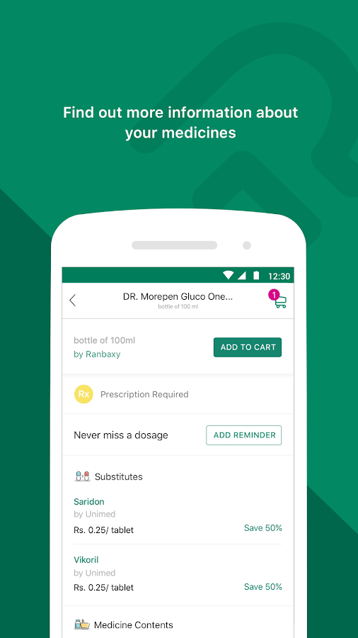 PharmEasy - Healthcare App- screenshot