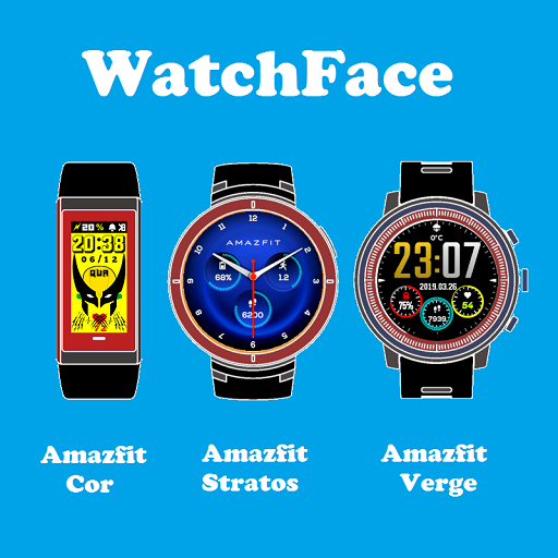 Watchface for Amazfit (Cor, Verge, Stratos, Pace) - Apps on