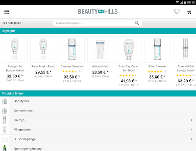 Beauty Hills Cosmetics - náhled