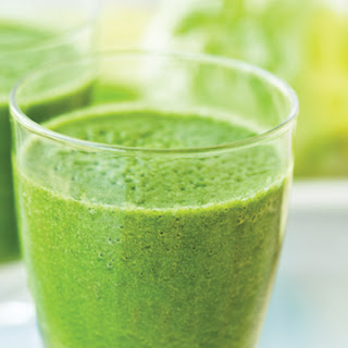 Green Colada Smoothie Recipe