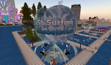 Photo: Surfing - SLSA = http://maps.secondlife.com/secondlife/Gala/25/11/21