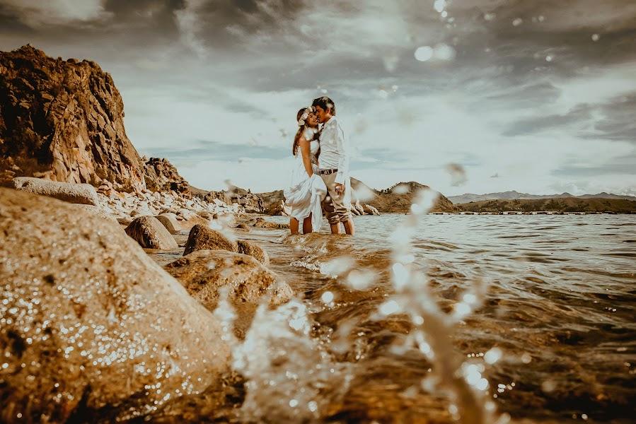 Photographe de mariage Valery Garnica (focusmilebodas2). Photo du 22.06.2018