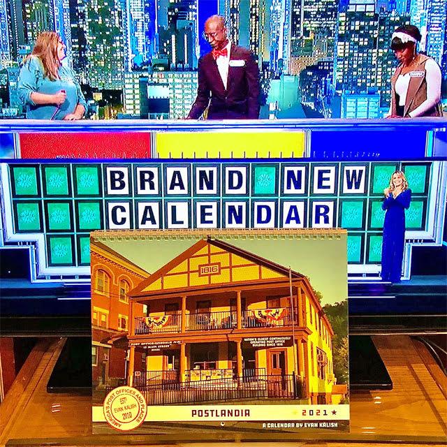 Postlandia calendar