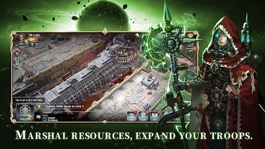 Warhammer 40,000 Lost Crusade Apk Mod God Mod 5