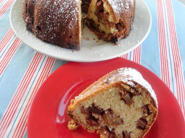 Layered Fresh Apple Cake Recipe