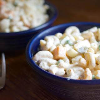Macaroni Salad Supreme