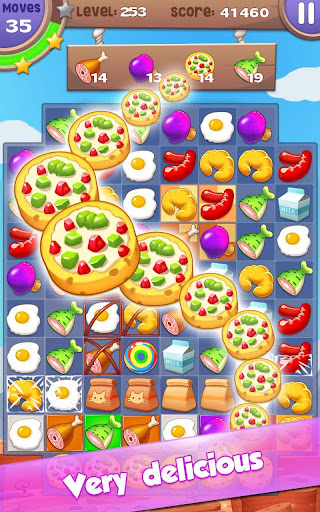 Cooking Mania: Ultra Fun Free Match 3 Puzzle Game 2.0.1.3107 9