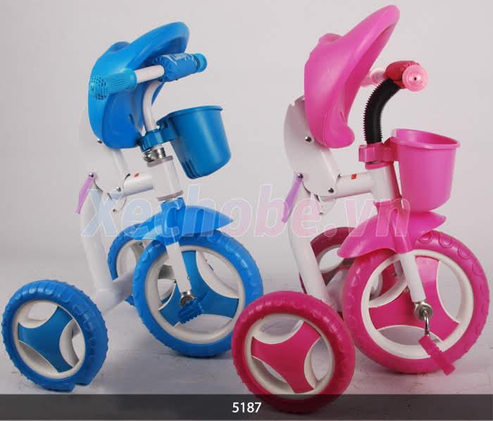 xe đạp ba bánh gấp gọn 5187