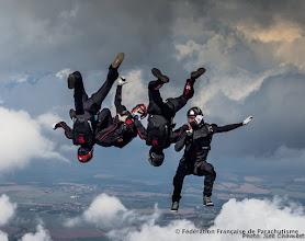 Photo: Vol Relatif Vertical avec les Team4Speed, Prostejov 2014