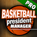 Basketball President Manager PRO 🏀 icon