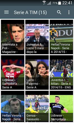 Live Football Scores Calcio IT