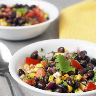 Southwest Salad With Black Beans And Corn Recipes.