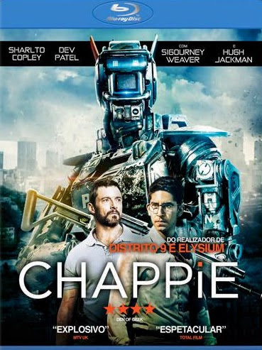 Baixar  Chappie   Dublado e Dual Audio Download