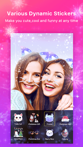 LIKE - Magic Effects Video Editor game (apk) free download for Android/PC/Windows screenshot