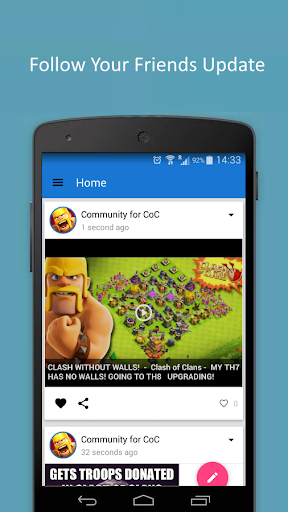 Community for Clash of Clans