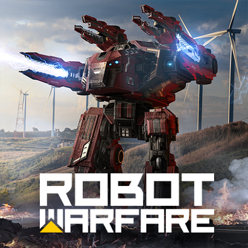 Robot Warfare: Mech Battle 3D PvP FPS  (Mod Ammo) 0.2.2306mod