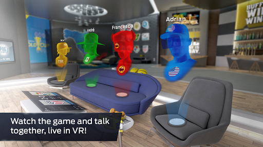 FOX Sports VR screenshot