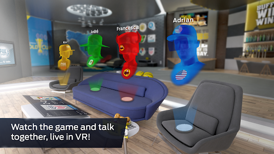 FOX Sports VR – Vignette de la capture d'écran