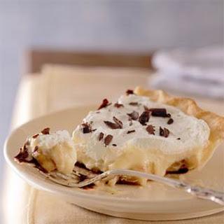Black Bottom Banana-Cream Pie.