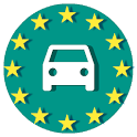 Number Plates Europe icon