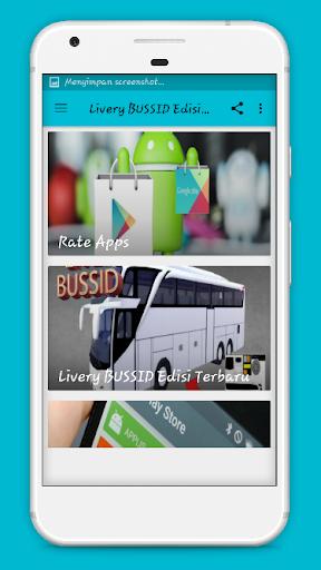 Livery BUSSID Edisi Terbaru 1.0 Screenshots 2