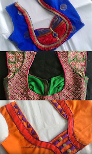 Download Blouse Designs Stitching Book For PC Windows and Mac apk screenshot 4