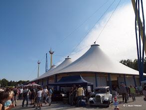 Photo: Das Eisstadion.