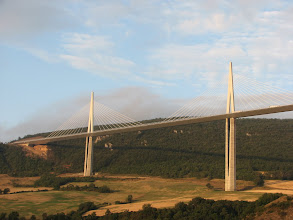 Photo: Viaduc de Millau