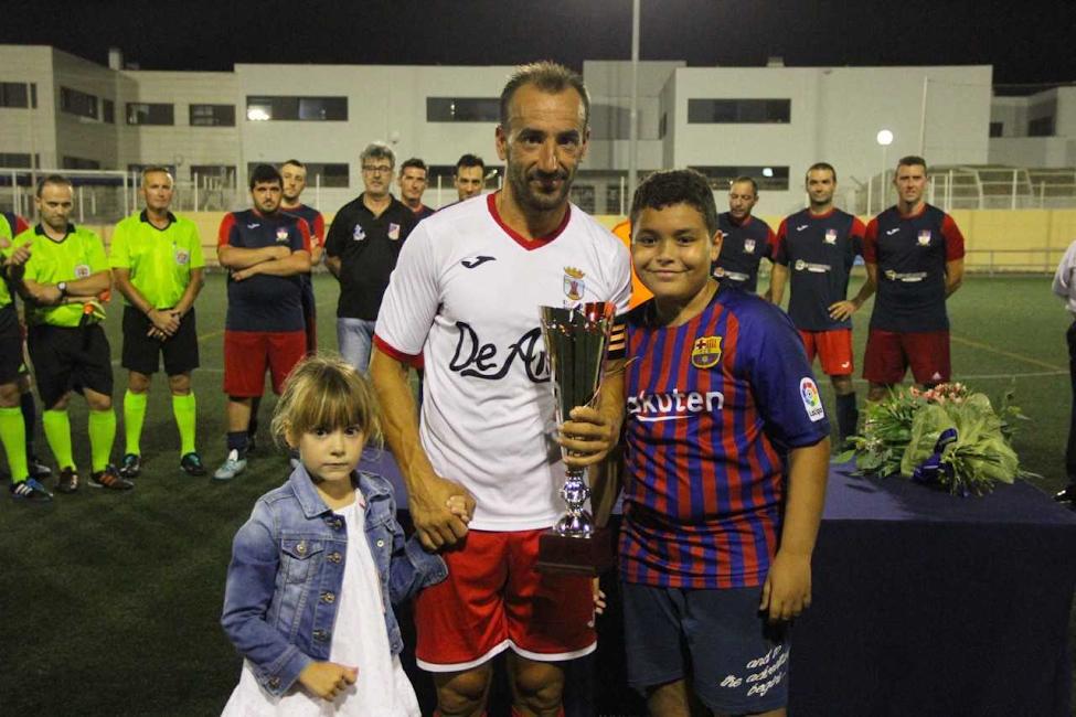 Una Copa para la UD Roquetas.