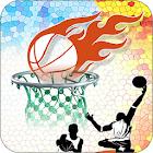 バスケットボールシューティングオリンピック3d 2018 icon