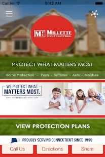 Millette Pest Control- screenshot thumbnail