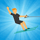 What a jump - free water skiing game Apk