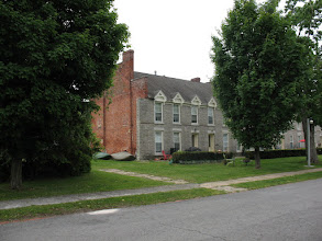 Photo: The barracks