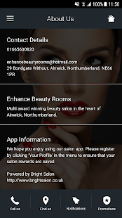 Enhance Beauty Rooms - náhled