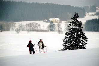 Photo: Skilanglauf im Dreiländereck