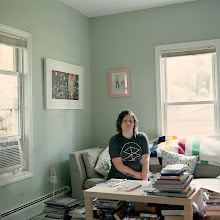 Photo: title: Denise Markonish, North Adams, Massachusetts date: 2014 relationship: friends, business (art), met through art world Boston years known: 15-20