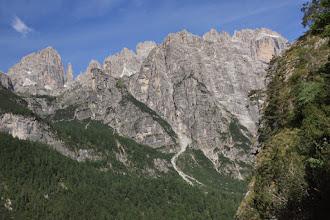 Photo: Gruppo brenta da sentiero Grotte