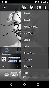 Poweramp Full Version Unlocker- screenshot thumbnail